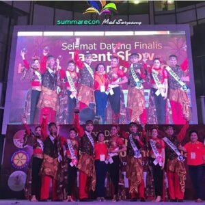 The Fusion Beauty Of Oriental Indonesia ~ Ako Amoi Jakarta 2018